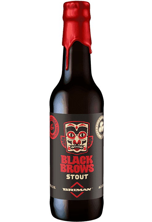 Black Brows Stout