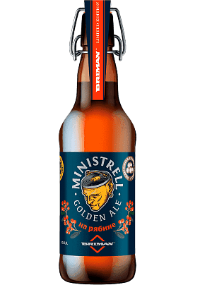 Ministrell Golden Ale Ashberry