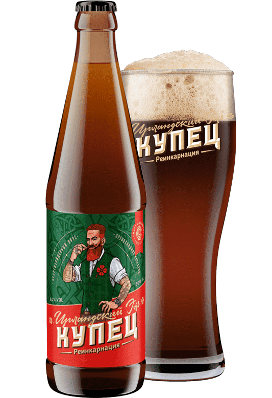 Kupets IRISH Ale