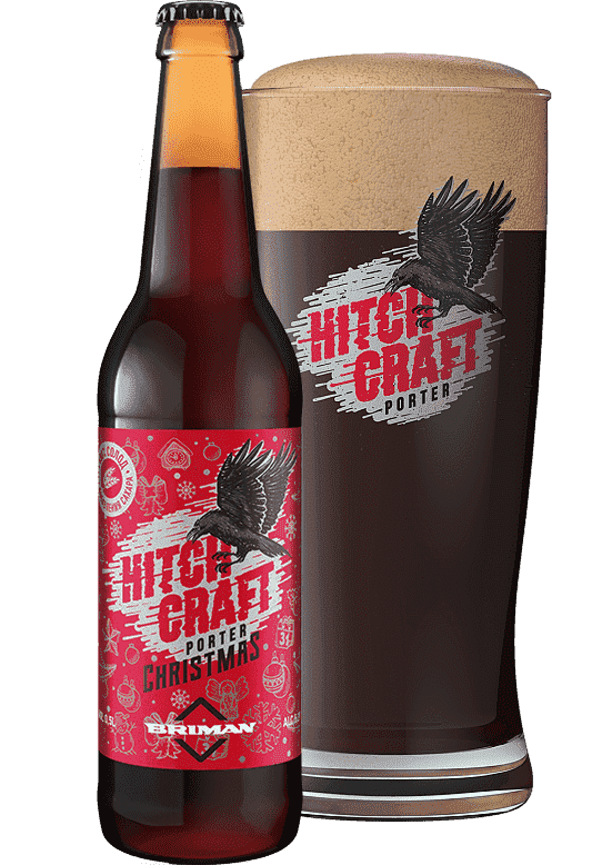 Hitch Craft Christmas Porter